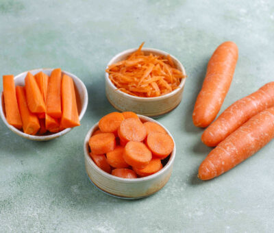 Vitamin A Effect to The Body