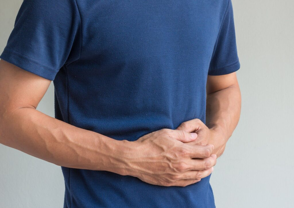 Case study: A patient counters worms to treat colitis