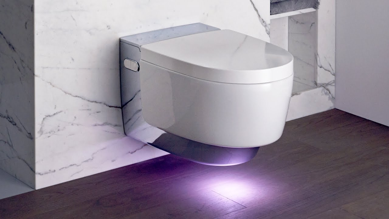 Smart toilets; A new technology which helps diagnoses