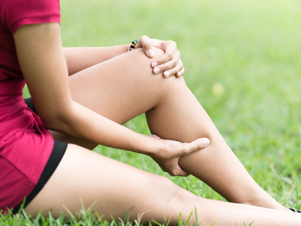 The reasons why a charley horse or muscle cramp hurts