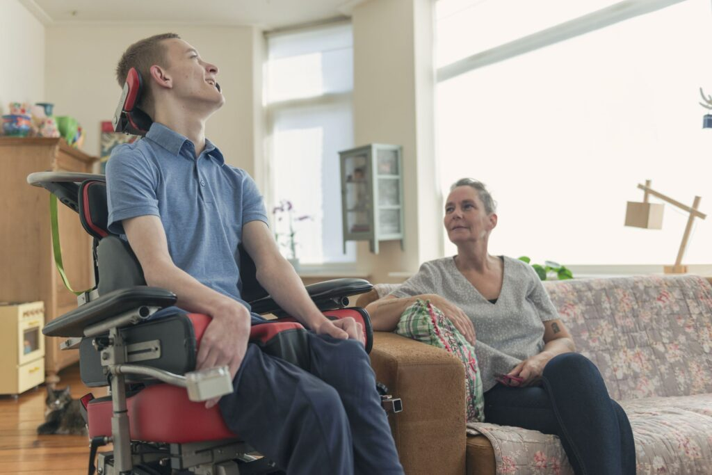 Amyotrophic lateral sclerosis ( ALS )