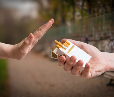 Six great tips on quitting smoking