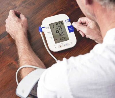 New therapy for high blood pressure: Breathing exercise