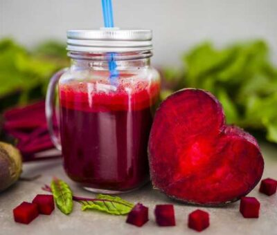 What is the benefit of the Beetroot juice?