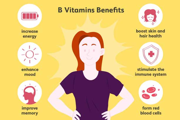 How to reduce hair lose with vitamin B complex?