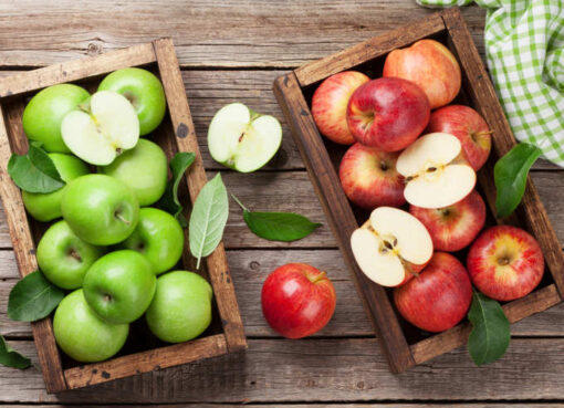 Why eat an apple per day can keep you healthy?