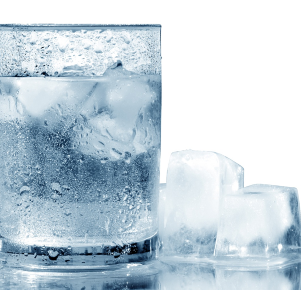 What are pros and cons of drinking cold water?