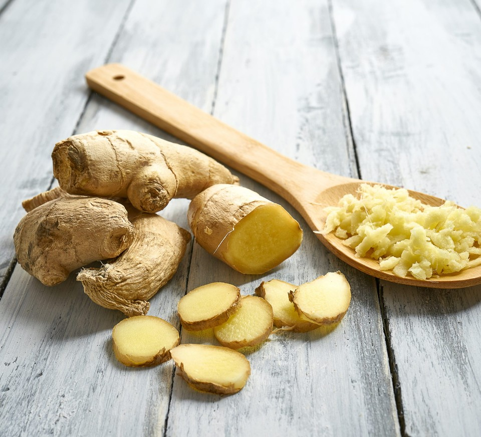 Why Ginger is the healthier spice on the earth?