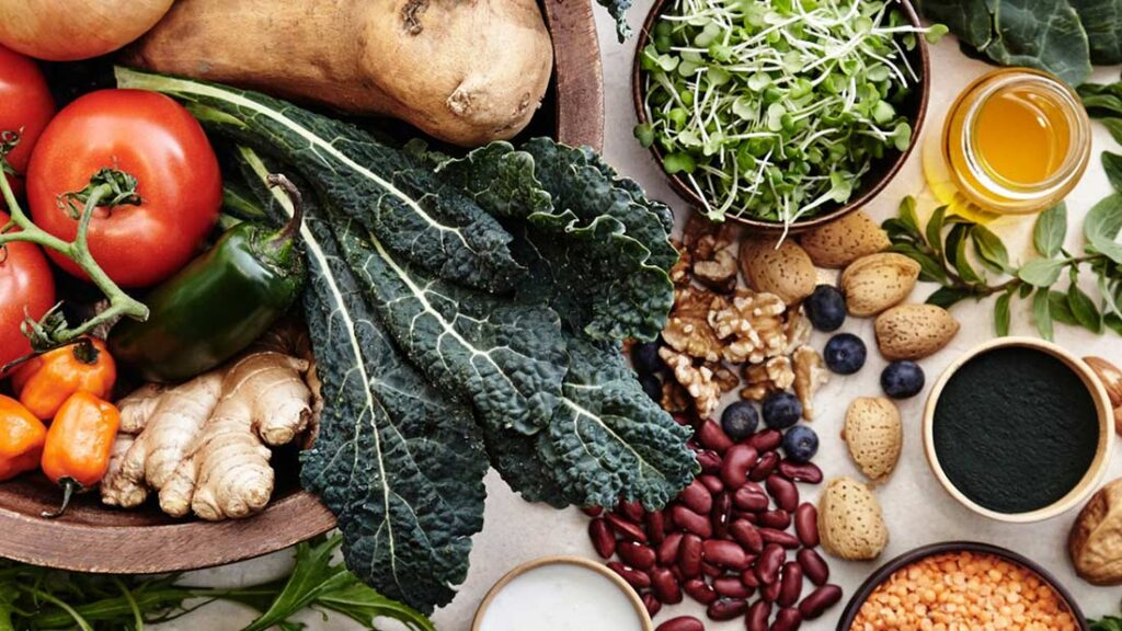 What is the relationship between Hormones in food, and Cancer